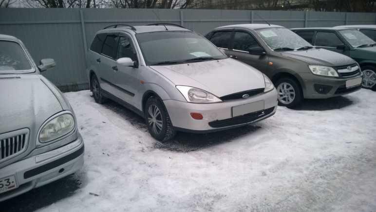 Ford Focus, 2001 год, 139 000 руб.