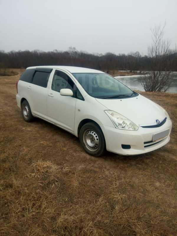 Toyota Wish, 2007 год, 505 000 руб.