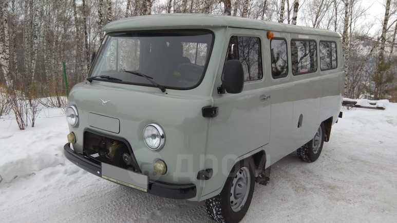 УАЗ Буханка, 2016 год, 505 000 руб.