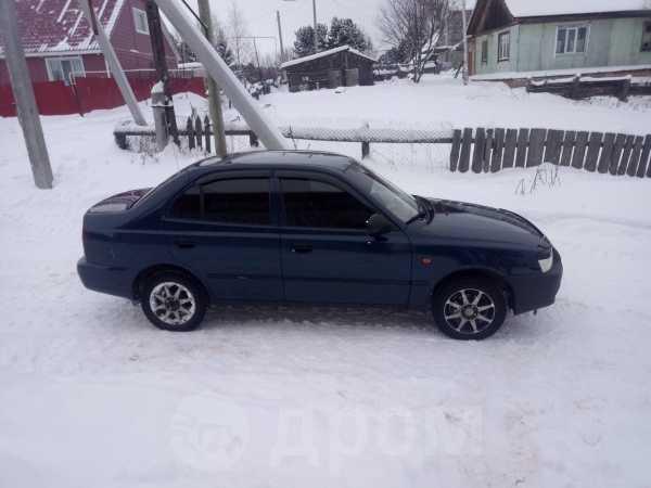 Hyundai Accent, 2007 год, 130 000 руб.