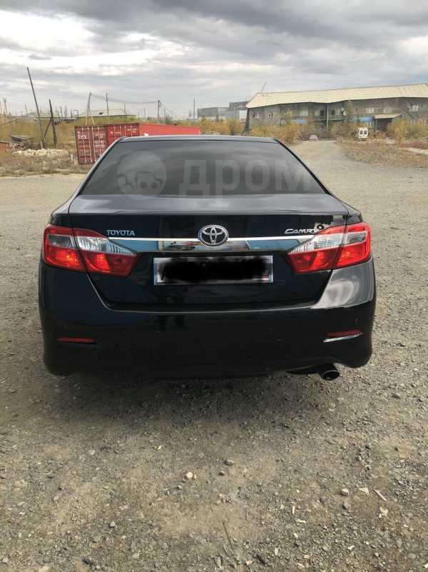Toyota Camry, 2014 год, 1 255 000 руб.