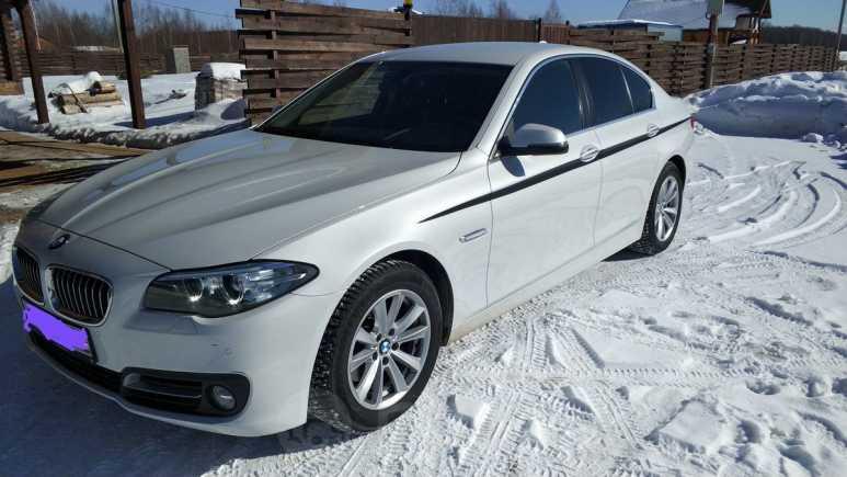 BMW 5-Series, 2016 год, 2 020 000 руб.