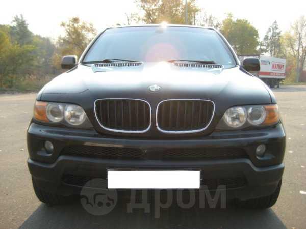 BMW X5, 2004 год, 665 000 руб.