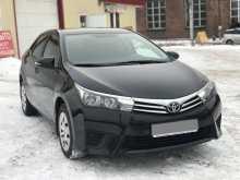 Новокузнецк Corolla 2015