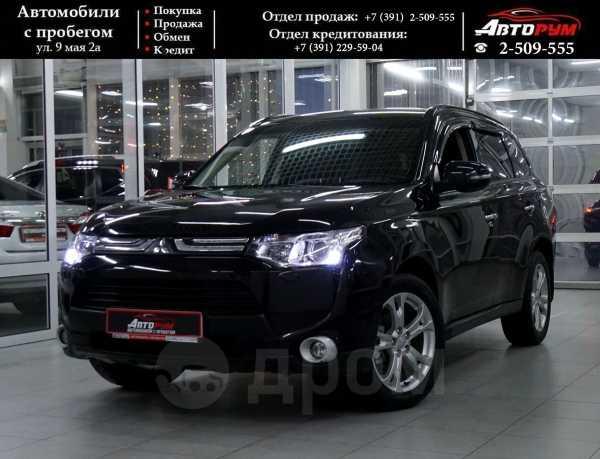 Mitsubishi Outlander, 2012 год, 1 067 000 руб.