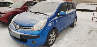 Барнаул Nissan Note 2006