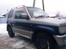 Селенгинск Pajero Mini 2000