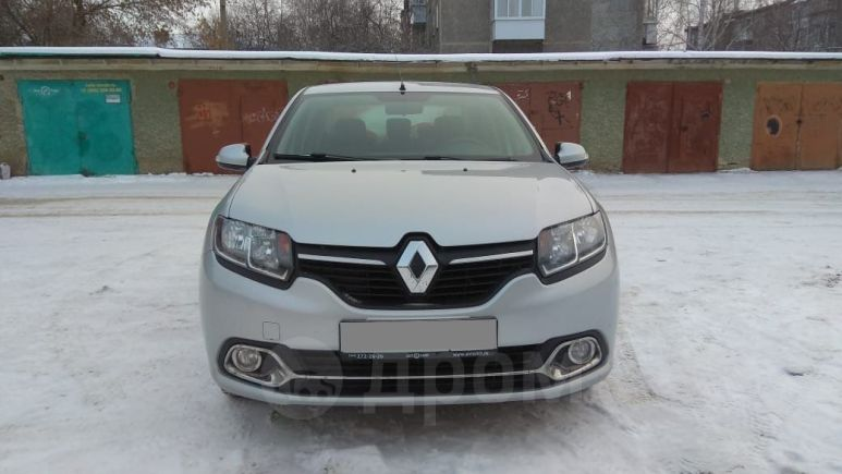 Renault Logan, 2015 год, 490 000 руб.