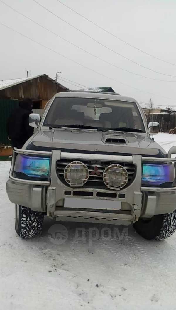 Mitsubishi Pajero, 1995 год, 380 000 руб.