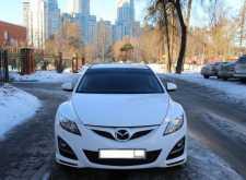 Воронеж Mazda6 2012