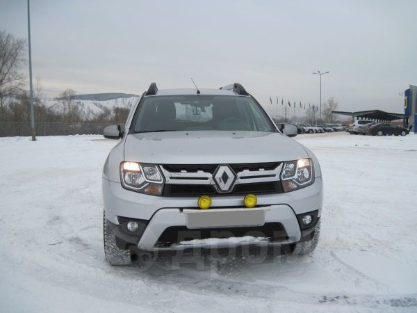 Renault Duster, 2017 год, 1 200 000 руб.