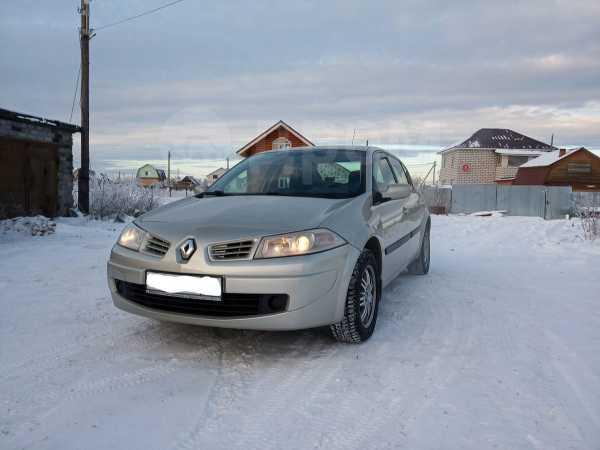 Renault Megane, 2006 год, 247 000 руб.