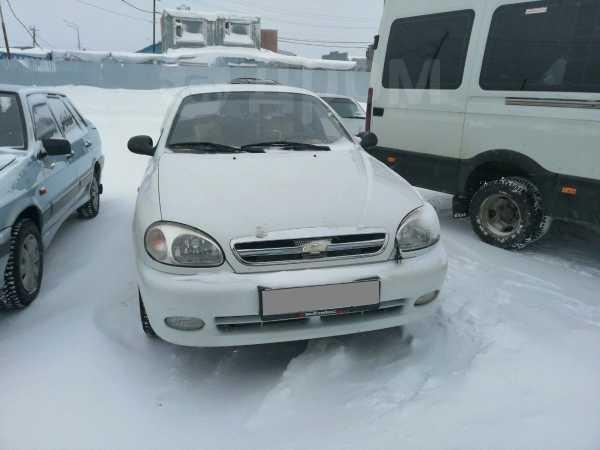 Chevrolet Lanos, 2008 год, 160 000 руб.