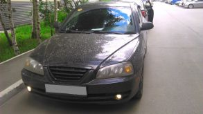 Юргамыш Elantra 2005