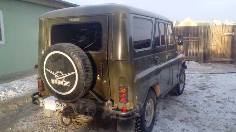 УАЗ Хантер, 2004 год, 299 000 руб.