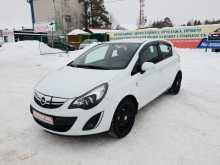 Ноябрьск Opel Corsa 2012