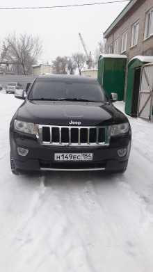 Jeep Grand Cherokee, 2012 г., Новосибирск