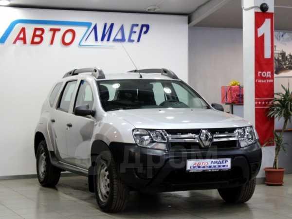 Renault Duster, 2015 год, 630 000 руб.
