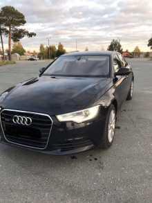 Ноябрьск Audi A6 2012