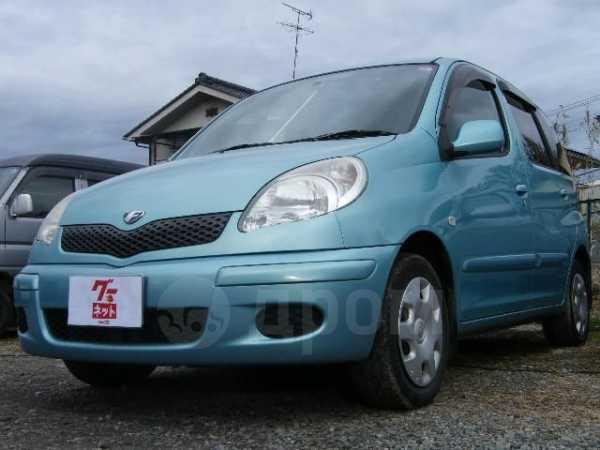 Toyota Funcargo, 2004 год, 170 000 руб.