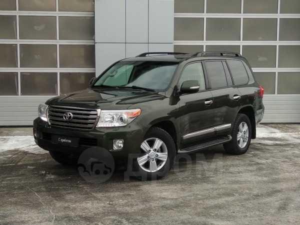 Toyota Land Cruiser, 2013 год, 2 482 000 руб.