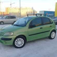 Citroen C3, 2002 г., Красноярск