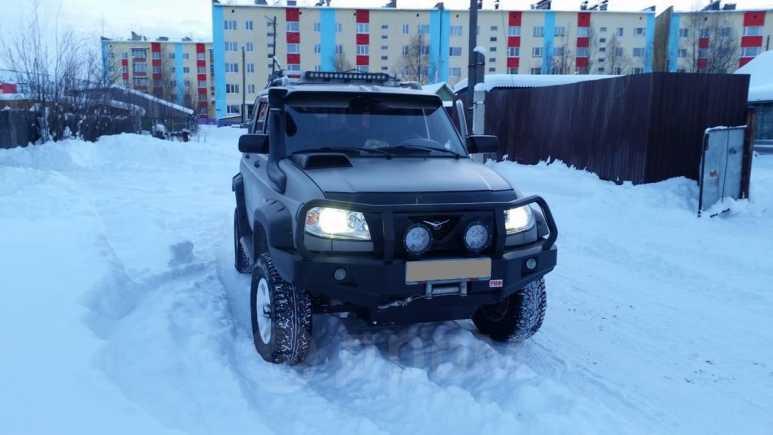 УАЗ Патриот, 2012 год, 1 050 000 руб.