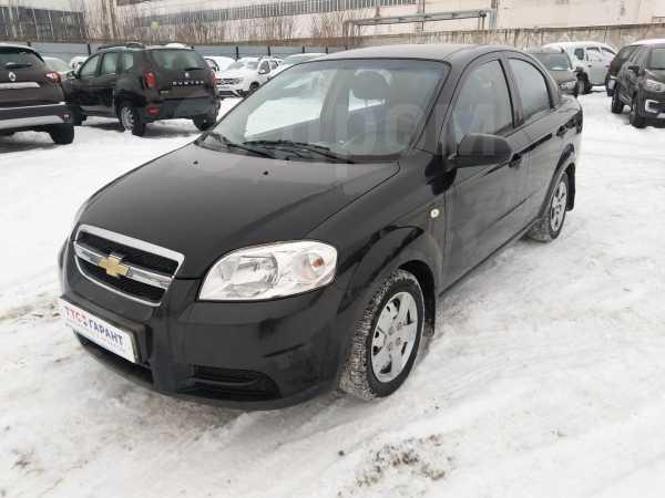 Chevrolet Aveo, 2008 год, 226 000 руб.
