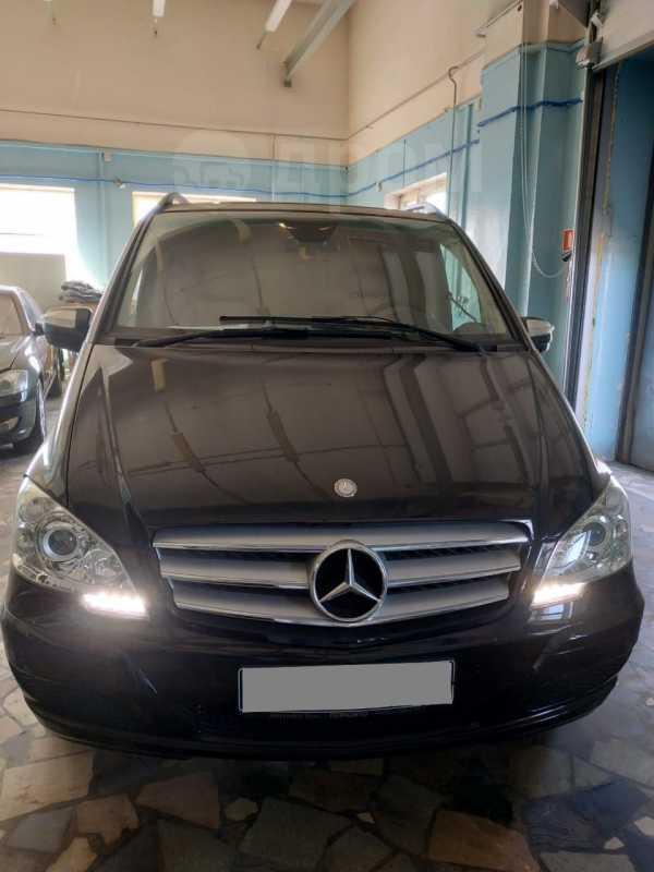 Mercedes-Benz Viano, 2012 год, 675 000 руб.