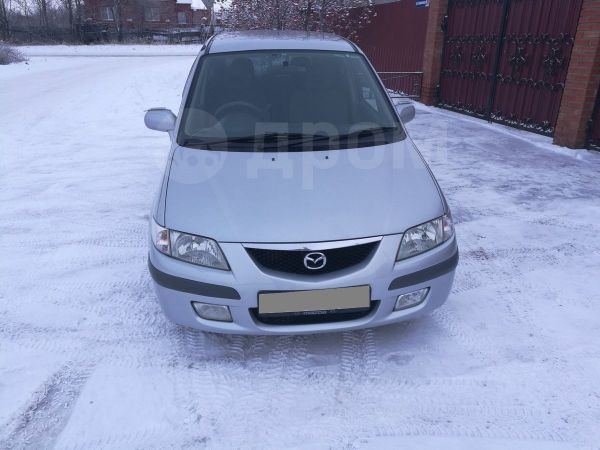 Mazda Premacy, 2000 год, 265 000 руб.