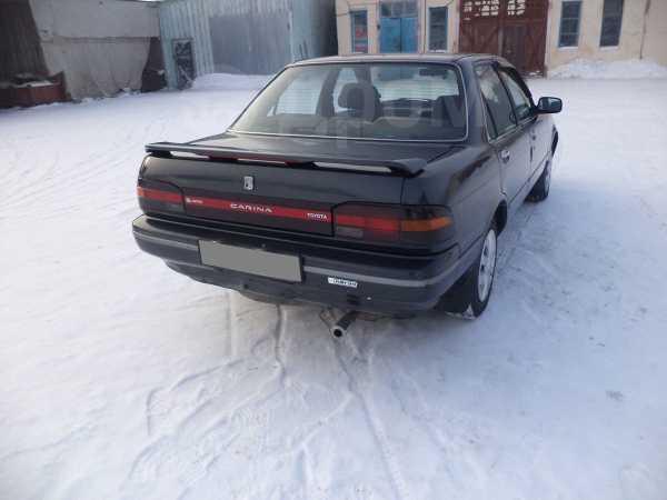 Toyota Carina, 1989 год, 109 000 руб.