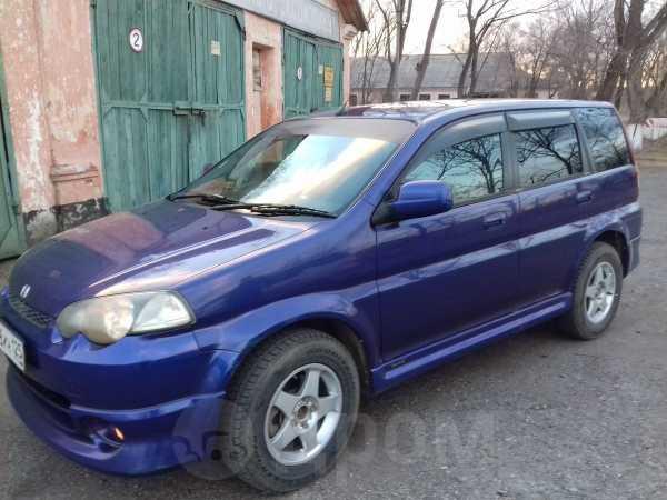 Honda HR-V, 2002 год, 458 000 руб.