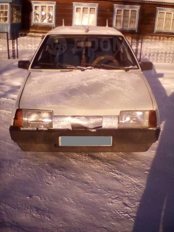 Лада 2109, 1991 год, 65 000 руб.