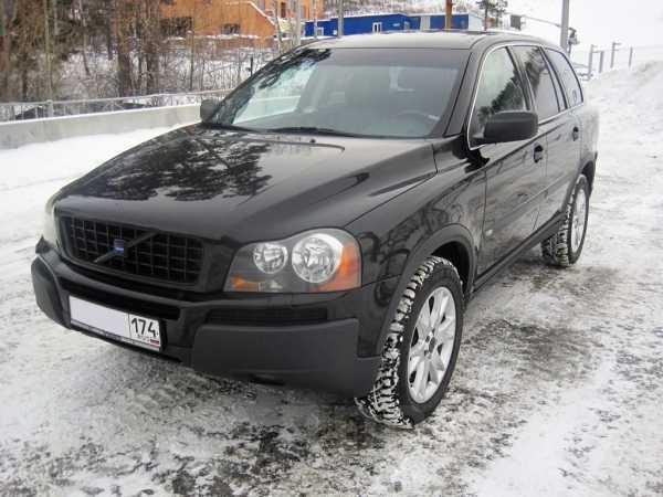Volvo XC90, 2004 год, 555 000 руб.