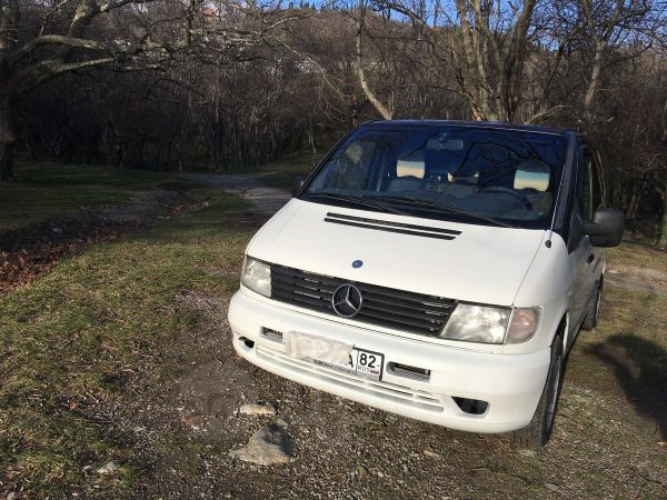Mercedes-Benz Vito, 2002 год, 510 000 руб.