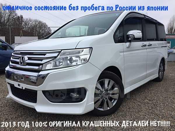 Honda Stepwgn, 2013 год, 1 165 000 руб.