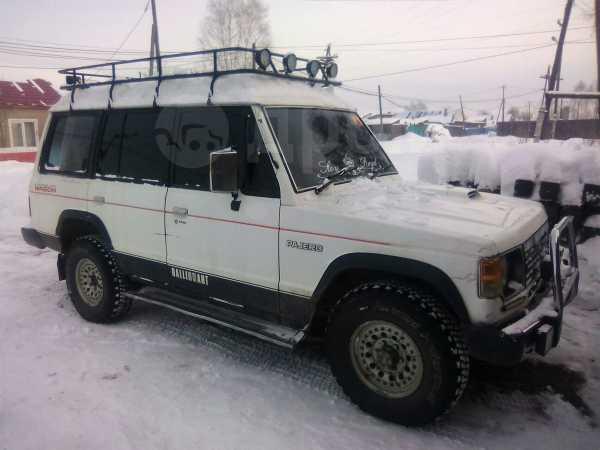 Mitsubishi Pajero, 1988 год, 250 000 руб.