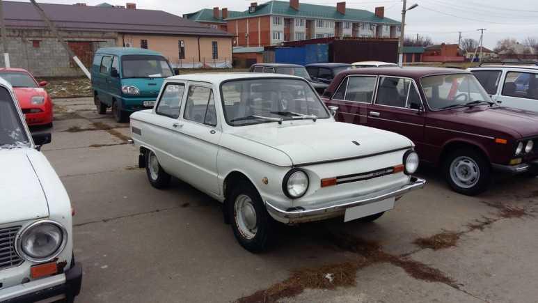 ЗАЗ Запорожец, 1981 год, 45 000 руб.