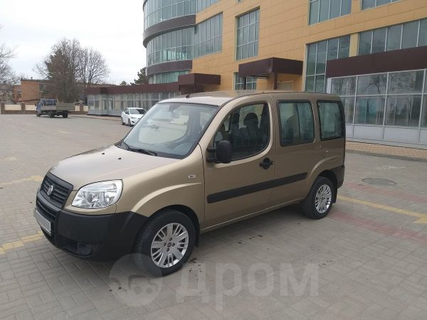 Fiat Doblo, 2011 год, 365 000 руб.