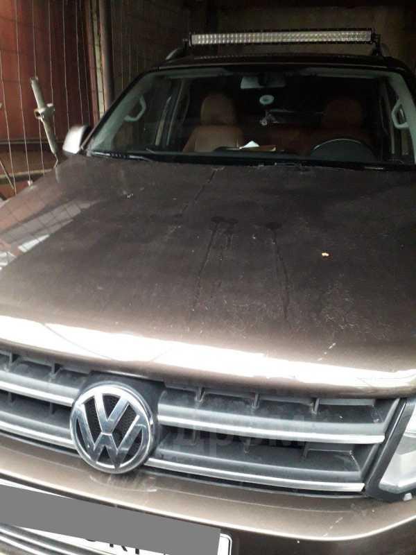 Volkswagen Amarok, 2012 год, 1 175 000 руб.