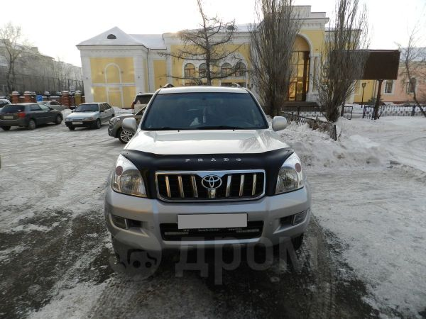 Toyota Land Cruiser Prado, 2007 год, 1 200 000 руб.