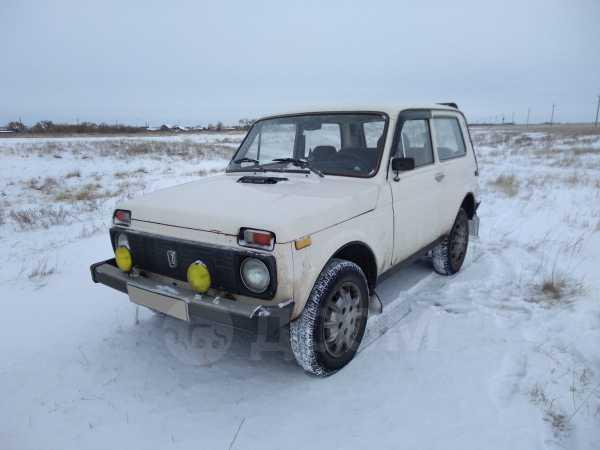 Лада 4x4 2121 Нива, 1993 год, 75 000 руб.