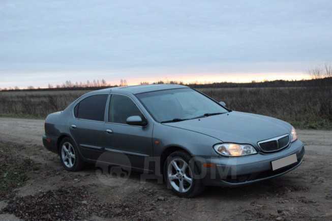 Nissan Maxima, 2001 год, 155 000 руб.