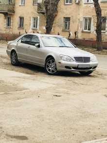Mercedes-Benz S-класс, 2003 г., Омск