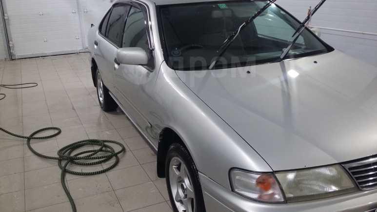 Nissan Sunny, 1996 год, 180 000 руб.