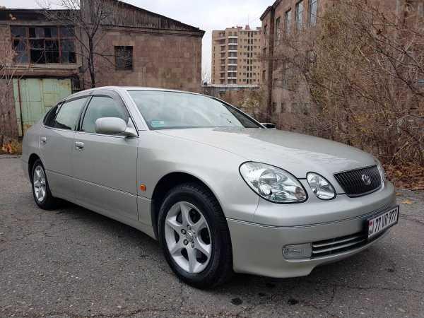 Toyota Aristo, 2002 год, 470 000 руб.