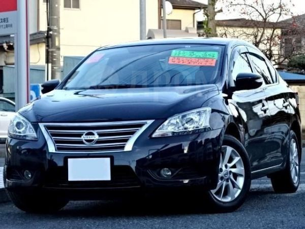 Nissan Sylphy, 2016 год, 549 000 руб.