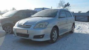 Белогорск Corolla Runx 2006