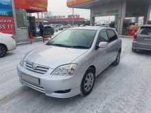 Иркутск Toyota Allex 2003