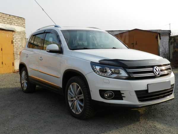 Volkswagen Tiguan, 2016 год, 1 359 000 руб.